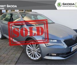 SKODA SUPERB DEPOSIT TAKEN - COMBI STYLE 1.5TSI 1 FOR SALE IN DUBLIN FOR €31950 ON DONEDEA