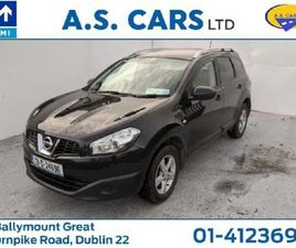 NISSAN QASHQAI +2 QASHQAI 2 1.5 2 FOR SALE IN DUBLIN FOR €9,995 ON DONEDEAL