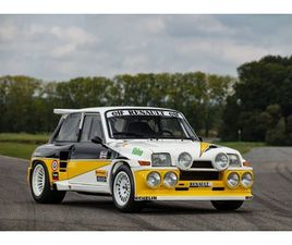 1985 RENAULT 5 MAXI TURBO