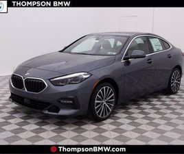 BRAND NEW GRAY COLOR 2021 BMW 2 SERIES 228I XDRIVE GRAN COUPE FOR SALE IN DOYLESTOWN, PA 1