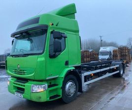 2014 RENAULT PREMIUM 380 DXI CHASSIS AND CAB FOR SALE IN ARMAGH FOR £1 ON DONEDEAL