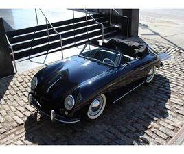 1955 PORSCHE 356 356 PRE-A CONTINENTAL