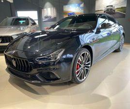 MASERATI GHIBLI V8 TROFEO,MY21,CARBON INT.+EXT.,ASSISTENT