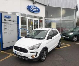 FORD KA+ ACTIVE 1.2 85PS 5DR M5 FOR SALE IN CORK FOR €14,000 ON DONEDEAL