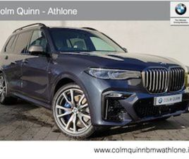 BMW X7 M50D FOR SALE IN WESTMEATH FOR €169394 ON DONEDEAL