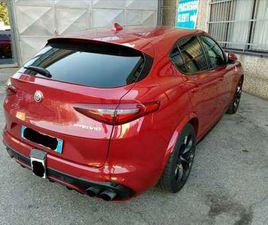 ALFA ROMEO STELVIO 2.9 BI-TURBO V6 510 CV AT8 QUADR