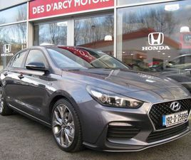 HYUNDAI I30 1.4 N-LINE FASTBACK IMMACULATE CONDIT FOR SALE IN DUBLIN FOR €23,950 ON DONEDE