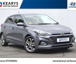 HYUNDAI I20 FINANCE ARRANGED - DELUXE PLUS - SPOR FOR SALE IN CORK FOR €18,795 ON DONEDEAL