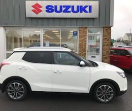 SSANGYONG TIVOLI 4X2 EL HIGH SPEC 67 PER WEEK FOR SALE IN MAYO FOR €18450 ON DONEDEAL