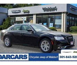 BRAND NEW BLACK COLOR 2021 CHRYSLER 300 TOURING FOR SALE IN WALDORF, MD 20601. VIN IS 2C3C