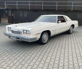 US CAR OLDSMOBILE TORONADO 1978