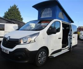 USED 2017 RENAULT TRAFIC BUSINESS DCI NOT SPECIFIED 45,000 MILES IN WHITE FOR SALE | CARSI
