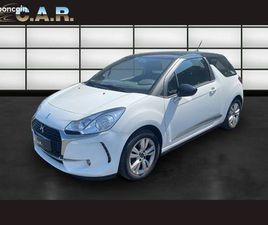 DS DS 3 PURETECH 110CH BE CHIC S&S