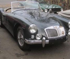 FOR SALE: 1957 MG MGA 1500 IN STRATFORD, CONNECTICUT