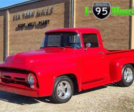 FOR SALE: 1956 FORD F100 IN HOPE MILLS, NORTH CAROLINA