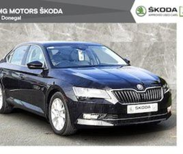 SKODA SUPERB 2.0TDI 150BHP STYLE SERVICE PLAN AV FOR SALE IN DONEGAL FOR €29900 ON DONEDEA