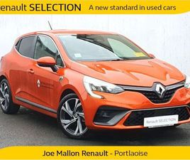 RENAULT CLIO RS LINE TCE 100 MY19 5DR FOR SALE IN LAOIS FOR €21,995 ON DONEDEAL