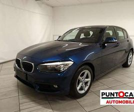 BMW 118 D 5P. ADVANTAGE - 2018