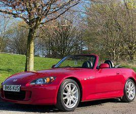 2005 HONDA S2000 2.0 ROADSTER (PREMIUM COLOUR) - £12,990