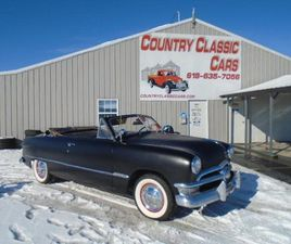 1950 FORD FOR SALE