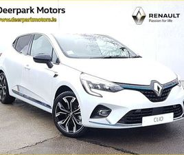 RENAULT CLIO E-TECH HYBRID SPECIAL EDITION AUTO FOR SALE IN CORK FOR €28,350 ON DONEDEAL