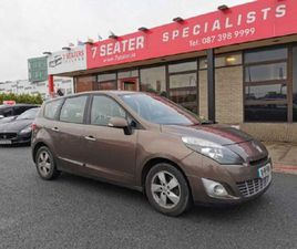 RENAULT GRAND SCENIC LOW MILEAGE NEW NCT 04.23 FOR SALE IN DUBLIN FOR €4,900 ON DONEDEAL