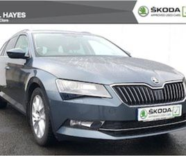 SKODA SUPERB AMBITION COMBI 2.0TDI 150BHP FOR SALE IN CLARE FOR €24500 ON DONEDEAL