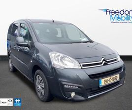 CITROEN BERLINGO MULTISPACE WHEELCHAIR ACCESSIBLE FOR SALE IN MAYO FOR €21,000 ON DONEDEAL