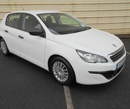 2017 PEUGEOT 308 1.6 HDI ACCESS 100 BHP - 171 FOR SALE IN MONAGHAN FOR €9,650 ON DONEDEAL
