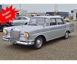 MERCEDES-BENZ 200-SERIE 220 S 6 CIL. W111 *IN UITMUNTENDE STAAT!*