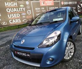 RENAULT CLIO TOMTOM 1.6 VVT AUTOMATIC VERY CLEAN FOR SALE IN DUBLIN FOR €5,950 ON DONEDEAL