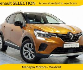 RENAULT CAPTUR 1.5 DCI 95 ICONIC CALL FOR VIEWIN FOR SALE IN WEXFORD FOR €25,995 ON DONEDE