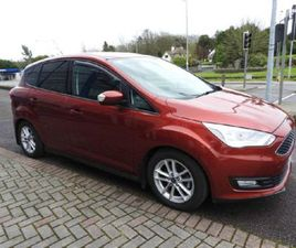 FORD C-MAX C MAX 1.5 TDCI 95PS 5 SEAT M6 ZETEC 4DR FOR SALE IN CORK FOR €14,995 ON DONEDEA