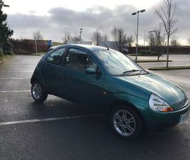 FORD KA 1.3I HIGH SPEC AND ONLY 53K GENUINE MILES FOR SALE IN DUBLIN FOR €1,250 ON DONEDEA
