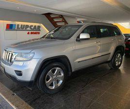 JEEP GRAND CHEROKEE 3.6 LAREDO 4X4 V6 24V GASOLINA 4P AUTOMÁTICO - R$ 64.900,00