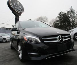 USED 2017 MERCEDES-BENZ B-CLASS 4DR HB B 250 SPORTS TOURER 4MATIC