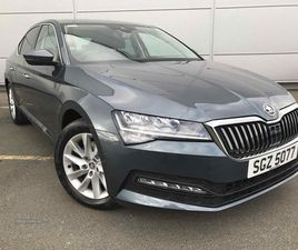 >SEP 2020 SKODA SUPERB 1.5 TSI SE TECHNOLOGY 5DR DSG