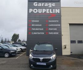 DACIA LODGY 1.5 DCI 110CH BLACK LINE 7 PLACES