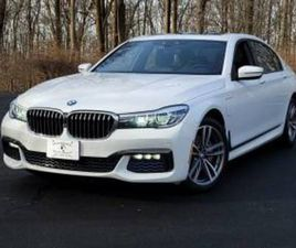 740E XDRIVE IPERFORMANCE PLUG-IN HYBRID