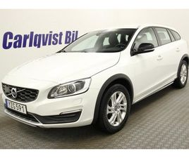 VOLVO V60 CROSS COUNTRY AWD D4 190HK 4X4 CLASISIC MOMENTUM A