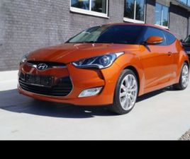 2011 HYUNDAI VELOSTER 1.6 GDI STYLE COUPE 6G 4D 62.000 KM KR 129.999