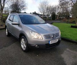 NISSAN QASHQAI +2, 2010 7 SEATER FOR SALE IN MEATH FOR €5950 ON DONEDEAL