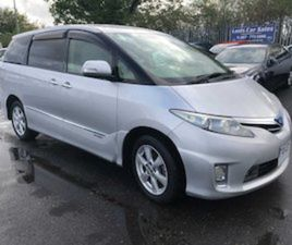 2010 TOYOTA ESTIMA HYBRID AUTOMATIC 7 SEATER 4WD FOR SALE IN LAOIS FOR €13450 ON DONEDEAL