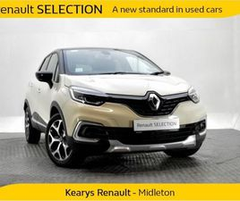 RENAULT CAPTUR GT LINE DCI 90 MY18 4DR FOR SALE IN CORK FOR €20,900 ON DONEDEAL