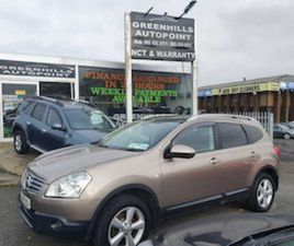 NISSAN QASHQAI +2, 2010 FOR SALE IN DUBLIN FOR €4995 ON DONEDEAL