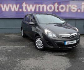2014 OPEL CORSA S 1.0 I FOR SALE IN DUBLIN FOR €5750 ON DONEDEAL