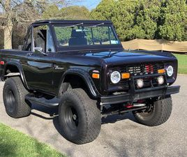 FOR SALE: 1974 FORD BRONCO IN SOUTHAMPTON, NEW YORK