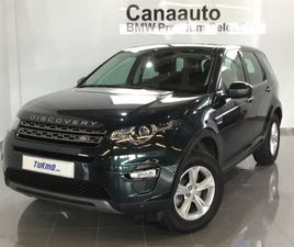 LAND ROVER DISCOVERY SPORT 2.0L TD4 PURE 4X4 110 KW (150 CV)