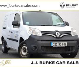 RENAULT KANGOO LL21 BUSINESS DCI 95BHP LWB DEMO FOR SALE IN MAYO FOR €15,950 ON DONEDEAL