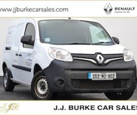 RENAULT KANGOO LL21 BUSINESS DCI 95BHP LWB DEMO FOR SALE IN MAYO FOR €15950 ON DONEDEAL